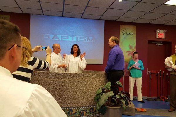 Baptismal